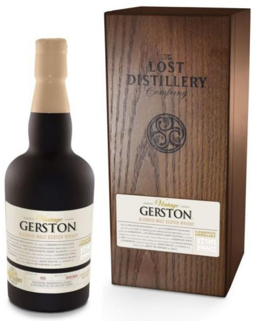 Lost Distillery 'Gerston' Vintage Selection Scotch Whisky