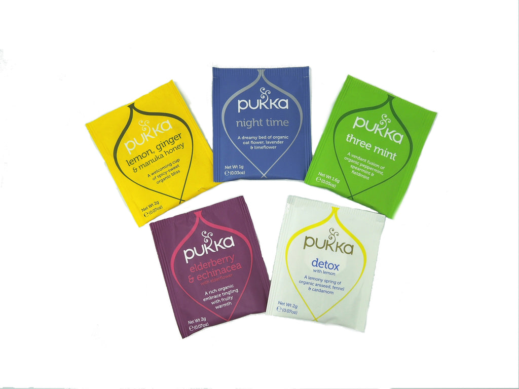 Pukka Herbal Collection 草本系列