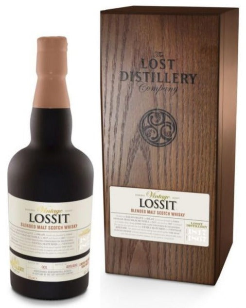 Lost Distillery 'Lossit' Vintage Selection Scotch Whisky