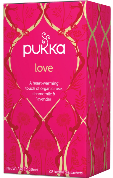Pukka Organic Love Tea 有機愛茶