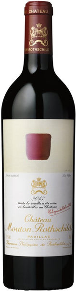 Chateau Mouton Rothschild 2013 (RP:92)