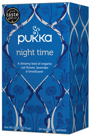 Pukka Night Time Tea 甜睡茶