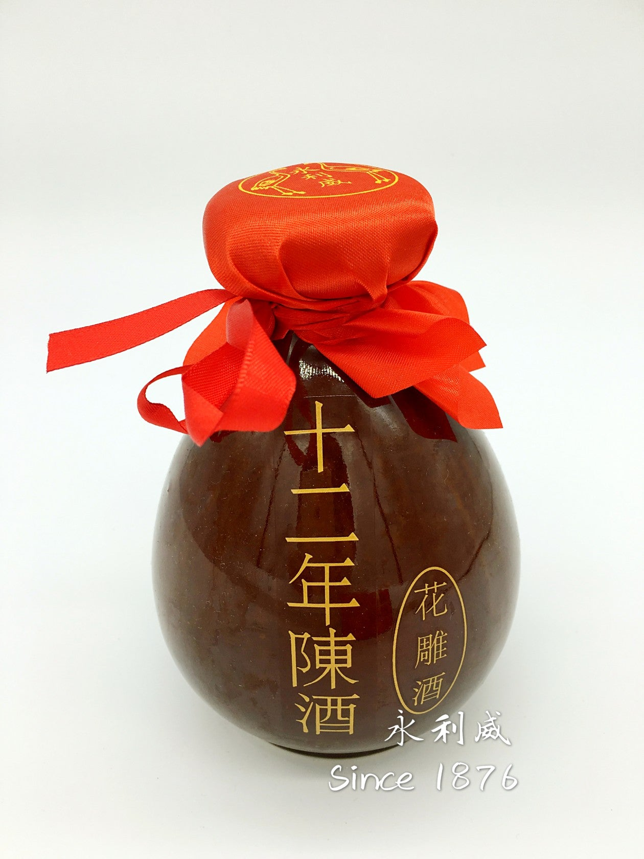 永利威 陳年 花雕酒(陶埕) Wing Lee Wai Aged Huadiao (Ceramic Cask Yellow Wine)