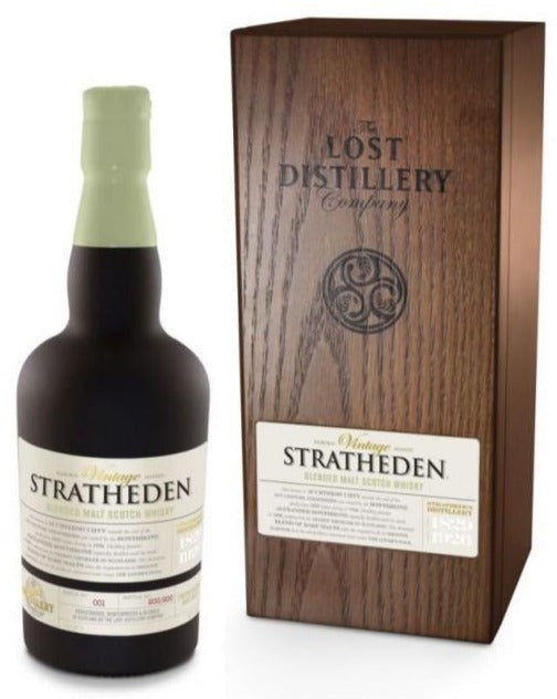 Lost Distillery 'Stratheden' Vintage Selection Scotch Whisky