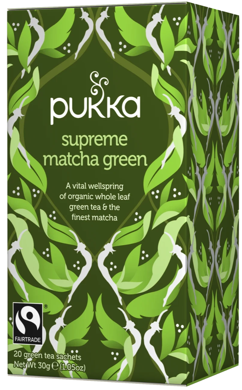 Pukka Supreme Matcha Green Tea 抗氧抹綠茶