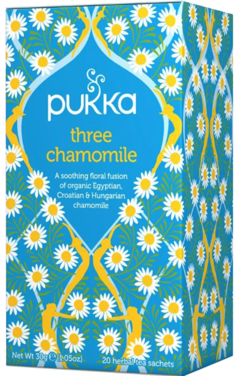 Pukka Three Chamomile Tea 三洋甘菊茶