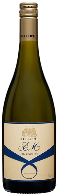 Tulloch 'Limited Release' E.M. Chardonnay 2008 (James Halliday: 89)