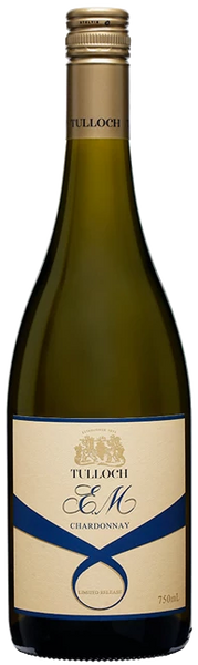 "Tulloch ""Limited Release"" E.M. Chardonnay 2008 (James Halliday: 89)"
