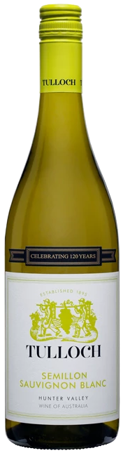 Tulloch Semillon Sauvignon Blanc 2018 (James Halliday: 86)