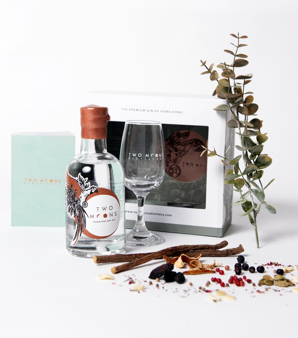Two Moons Signature Dry Gin Tasting Set