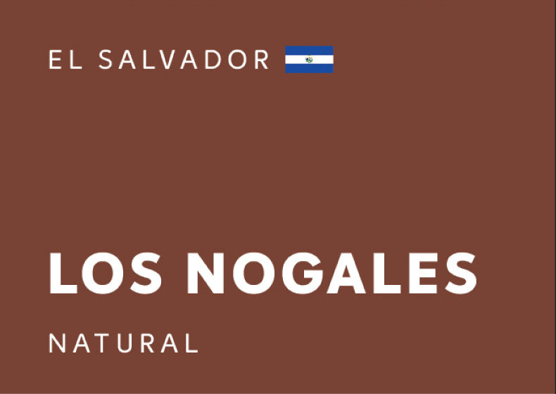 "[SENS.COFFEE] El Salvador ""Los Nogales"" Natural"