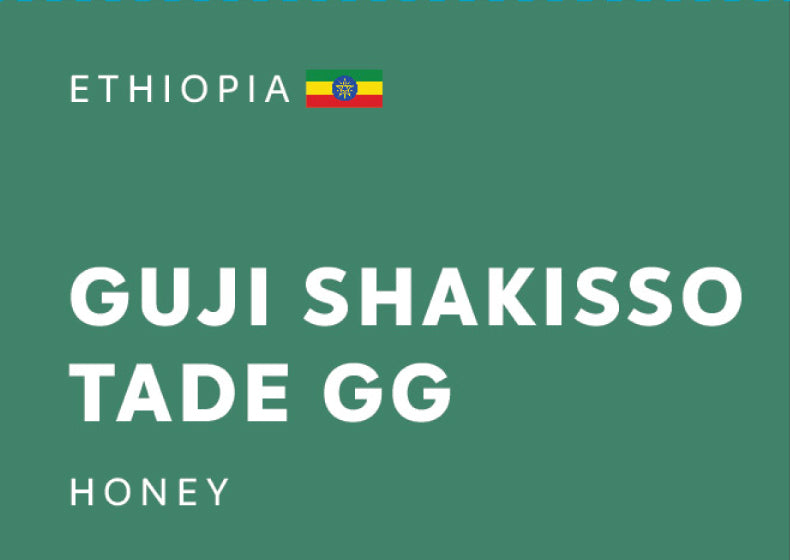 "[SENS.COFFEE] Ethiopia Guji Shakisso ""Tade GG"" Honey"
