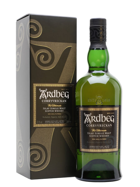 "Ardbeg ""Corryvreckan"" Islay Scotch Whisky"