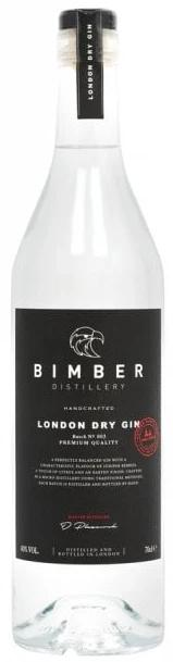 Bimber Handcrafted Classic London Dry Gin