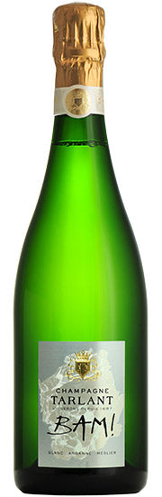 Champagne Tarlant BAM! Brut Nature