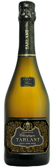 Champagne Tarlant Cuvee Louis NV Brut Nature (96/97/98/99 Vintage Blend) (RP:95)