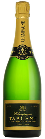 Champagne Tarlant Reserve Brut NV (RP:87)