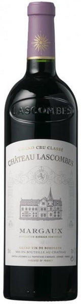 Château Lascombes 2006 / 2009 (RP:91) / 2012 (RP:94) / 2015 (RP:94) / 2016 (RP:94+)