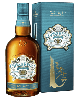 "Chivas Regal 12 Year Old ""水楢Mizunara"" Scotch Whisky"
