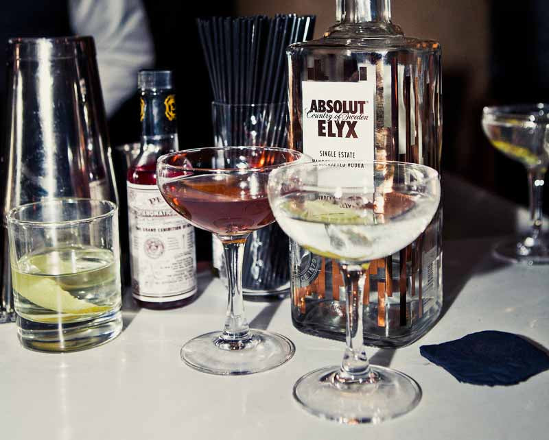 Absolut Elyx Vodka