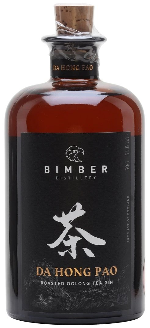 Bimber 'Da Hong Pao' Roasted Oolong Tea Gin