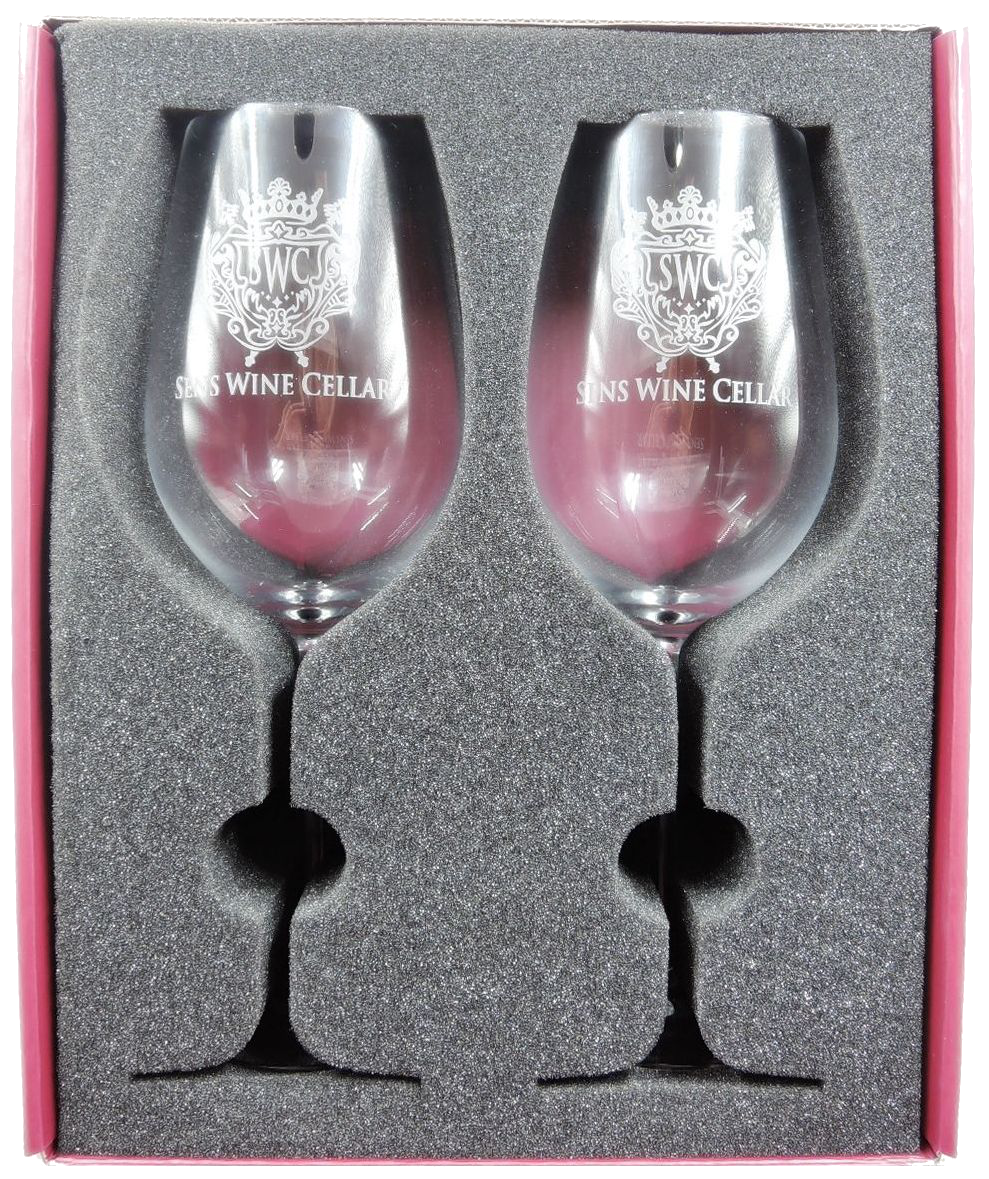 {Engraving Service} Wine Glass