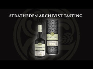Lost Distillery 'Stratheden' Archivist's Selection Scotch Whisky