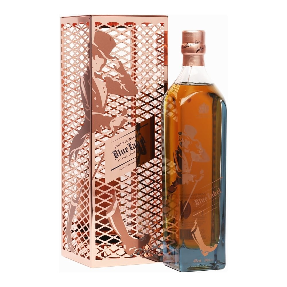 Johnnie Walker Blue Label 'Tom Dixon Edition' Scotch Whisky