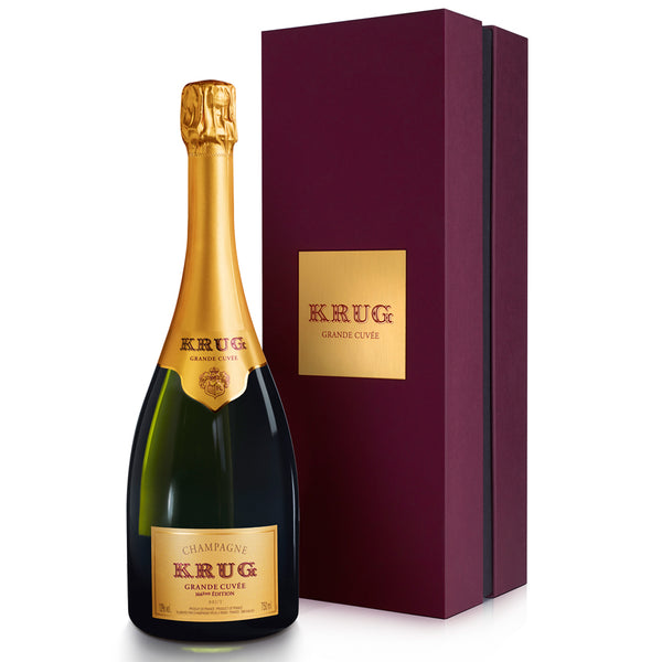 Champagne Krug Grande Cuvee Edition 166 OCC (RP:96+)