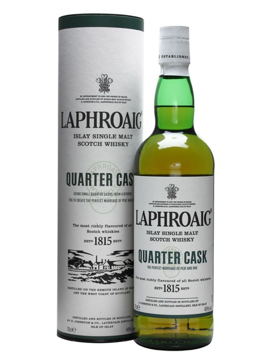 Laphroaig Quarter Cask Scotch Whisky