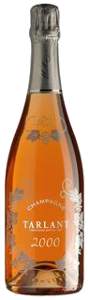 Champagne Tarlant Prestige Rose Millesime Extra Brut 2000 (RP:91)