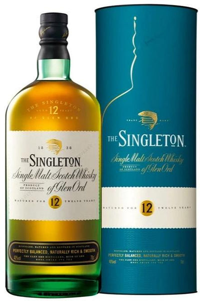 The Singleton Glen Ord 12 Year Old Single Malt Whisky