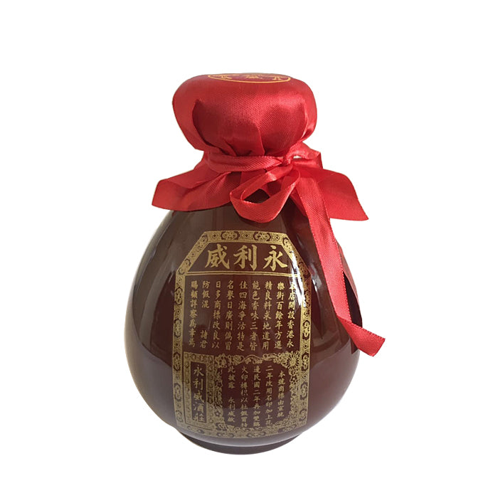 永利威 陳年 高梁酒(陶埕) Wing Lee Wai Aged Sorghum liquor (Ceramic Cask)