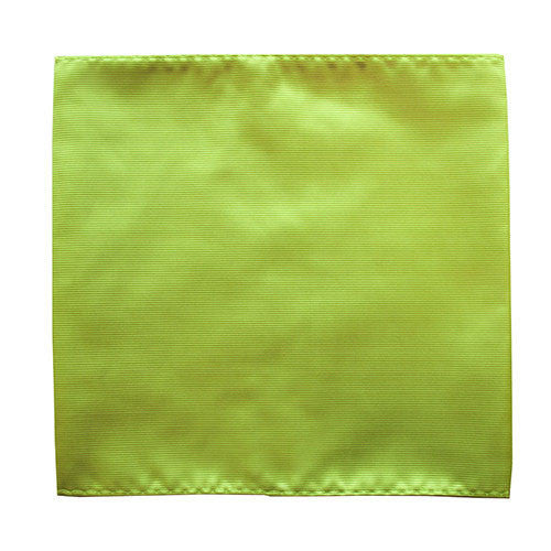 Dames Shawl Lime Uni