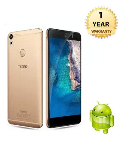 Tecno Camon CX - 16GB , 16MP Camera