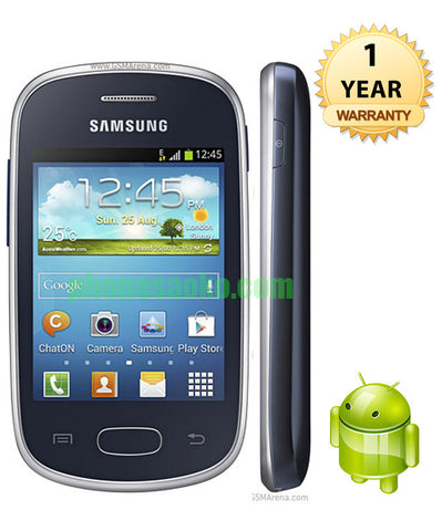 Samsung Galaxy Star 4 GB‎‎,‎‎ 512 MB RAM