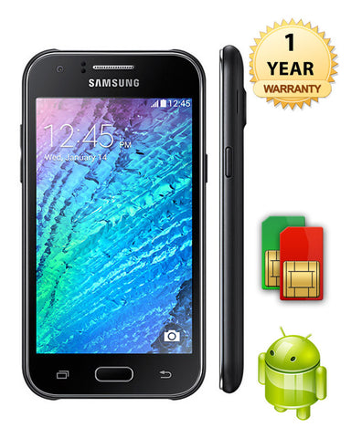 Samsung Galaxy J1 - 4 GB, 512 MB RAM