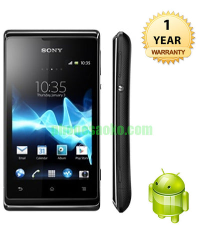 Xperia E Internal‎‎:‎‎ 4 GB ‎‎(‎‎2 GB user available‎‎)‎‎‎‎,‎‎ 512 MB RAM