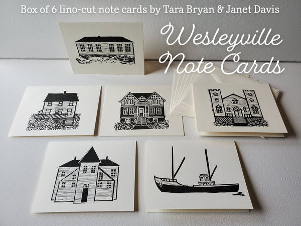 Wesleyville Note Cards