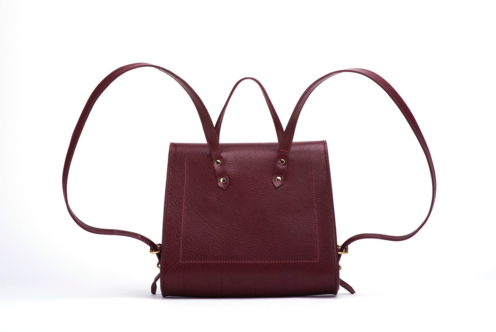 The Sienna Backpack Maroon
