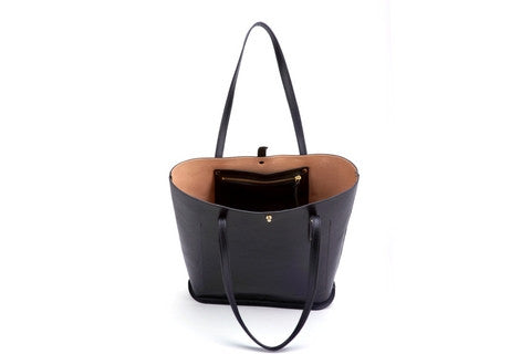 The Jessica Tote Black