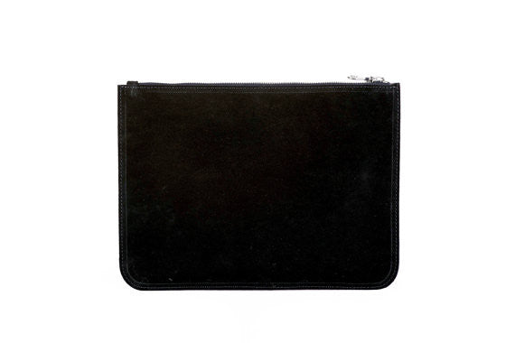 The Media Pouch Black