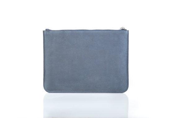 The Media Pouch Blue