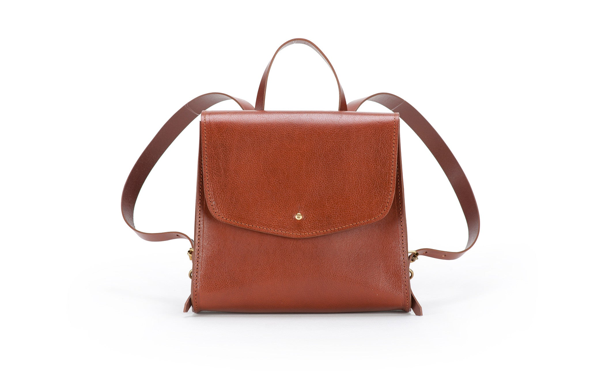 The Sienna Backpack Tan
