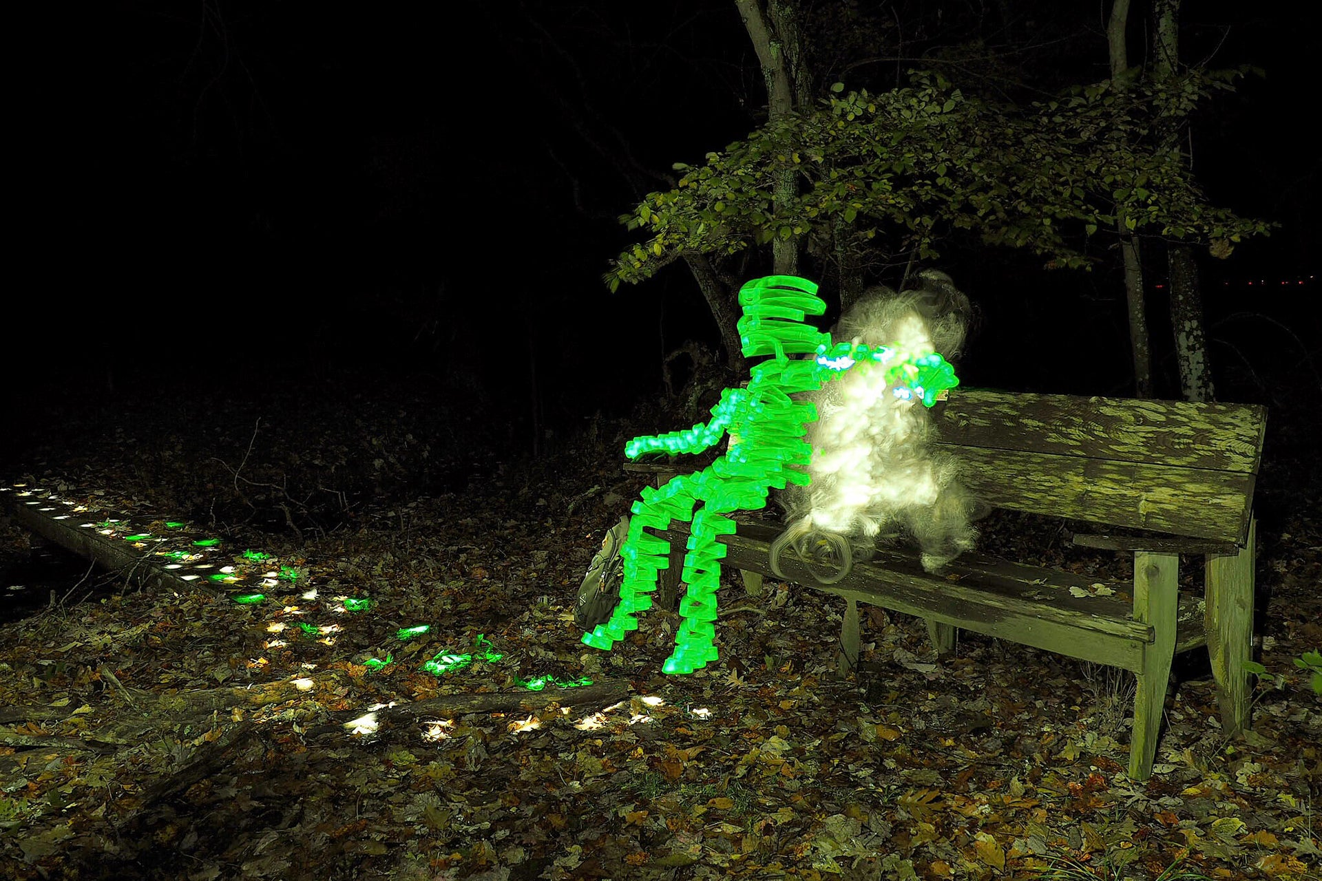 Light Painting by Erin Simmons