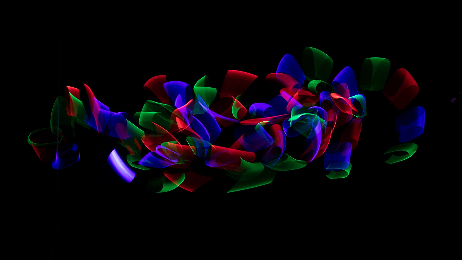 Light Painting Brushes Color Plexiglass Tutorial