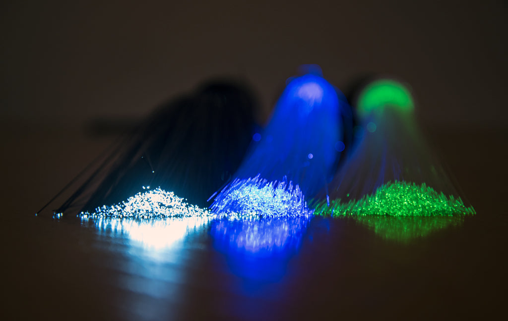 Light Painting Tutorial Fiber Optics By Maria Saggese