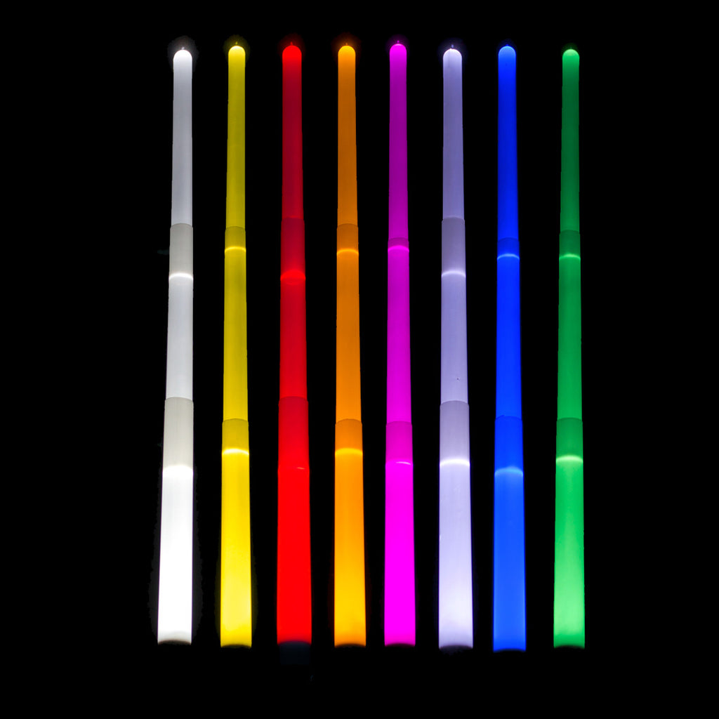 Collapsible Light Swords (Set of 8)