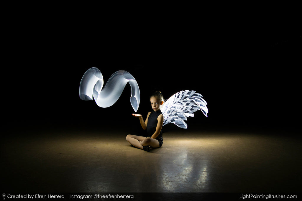Plexiglass Feather