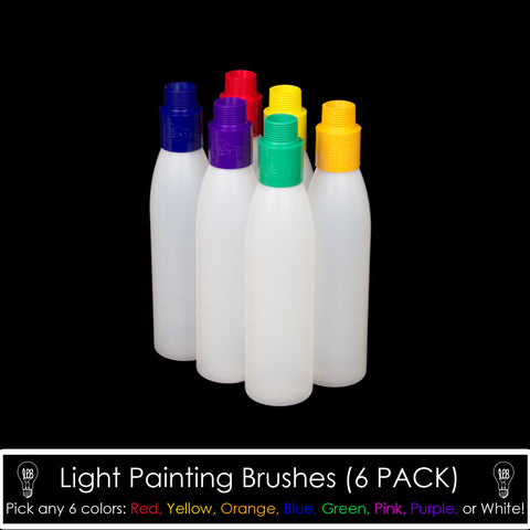Translucent Light Writers (Set of 6)